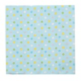 Adorable Receiving Blanket- Dotty Dot (Lots of Colors)