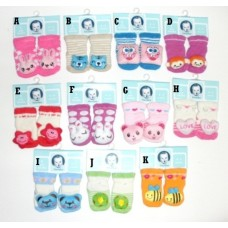 Gerber Cutie Socks *Value Buy*
