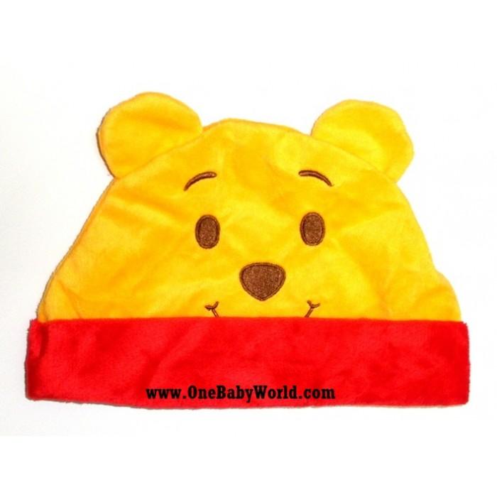 Adorable Disney Baby Hat  Winnie The Pooh  836c80d9302