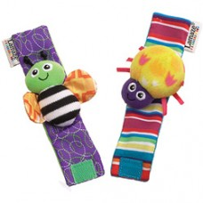 Adorable - Wrist Rattle (1pc) *Mixed Design 2*