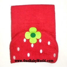 Adorable - Animal Hooded Bath Towel *Lovely Red*