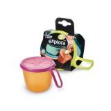 Tommee Tippee - Explora: Snack N Go (1pc)  *BPA FREE*