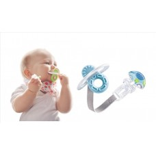 MAM - Bite & Relax with Clip -PHASE 1 (+2mth)  (1pc)  *BPA FREE*