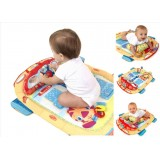 Bright Starts -  Tummy Cruiser Prop & Play Mat (Lion) *BEST BUY*