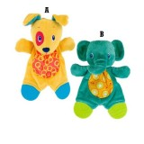 Bright Starts -  Snuggle & Teether