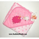 Premium Hooded Rcg Blanket/Towel - Baa Baa...