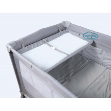 Comfy Baby - Exclusive Travel Cot (FOC Memory Foam Topper / Mosquito Net)