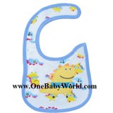 Adorable Bib -  Dino Frend !