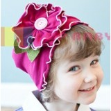 Adorable Country Pixie Hat - Girly Candy Pink