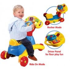 V-Tech - Grow and Go Ride-on *BEST BUY*