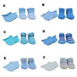 Adorable - Mitten & Socks Set (Netting)