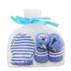 Adorable - Mitten & Socks Set (Netting)