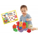 K's Kids - Fun Park (Soft Plastic Building Blocks)