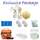 Medela - Swing Maxi Double Electric Breastpump **EXCLUSIVE PACKAGE**