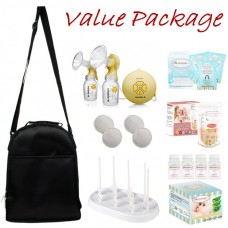 Medela - Swing Maxi Double Electric Breastpump *VALUE PACKAGE*