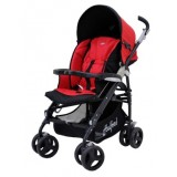 Halford- s8 Pramette Stroller *Red*