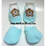 ABaby Mitten Booties Set - *Happy Friend*