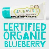 Jack N' Jill - Natural Toothpaste *Blueberry*