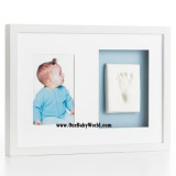 Pearhead - Babyprints Wall Frame *White*
