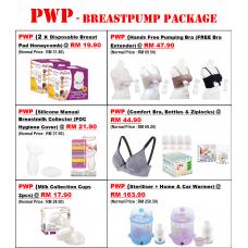Tommee Tippee - Tommee Tippee Manual Breastpump **VALUE PACKAGE**