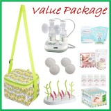 Ameda - Lactaline Dual Pump **VALUE PACKAGE**