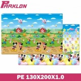 Parklon - PE Roll Mat *Mickey Mouse*
