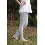 Autumnz - Maternity Leggings (Pewter)