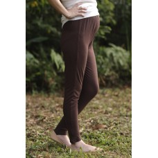 Autumnz - Maternity Leggings (Brown)