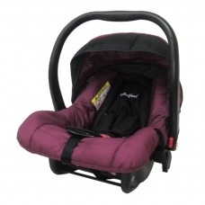 Halford- Elite Classic Baby Carrier (Purple)