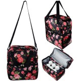 Autumnz - Posh Cooler Bag (English Rose Black)