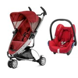 Quinny - Zapp Xtra 2.0 (Folding Seat Stroller) Travel System *w Maxi-Cosi CabrioFix*