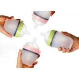 Comotomo - Natural Feel Baby Bottle 150ml (1pc)
