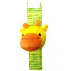 Becca Baby - Wrist Rattler Toy (Giraffe)