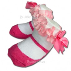 Bumble Bee - Booties *Butterfly Dancing in Spring*