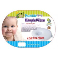 Bumble Bee - Latex Dimple Pillow (FOC Pillowcase)