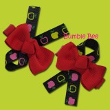 Bumble Bee - Hair Clips (HB0041)