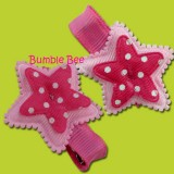 Bumble Bee - Hair Clips (HB0045)