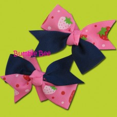 Bumble Bee - Hair Clips (HB0046)