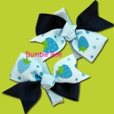 Bumble Bee - Hair Clips (HB0047)