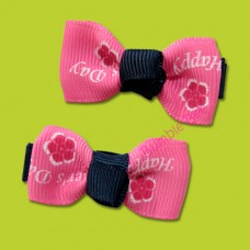 Bumble Bee - Hair Clips (HB0070)