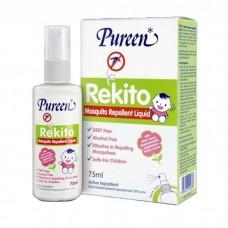 Pureen - Rekito Mosquito Repellant Liquid 75ml *BEST BUY*