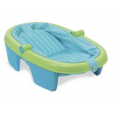 Summer Infant - Newborn to Toddler Fold Away Baby Bath *Green*