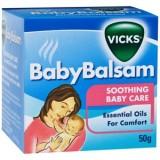 Vicks Baby Balsam (50g) *BEST BUY*