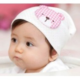 Adorable Korean Luvly Hat *Round Bear*