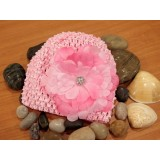 Bumble Bee - Crochet Hat *Pink*
