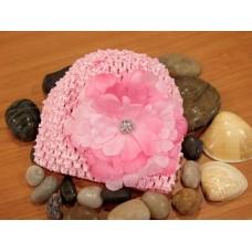 Bumble Bee - Crochet Hat *Pink*