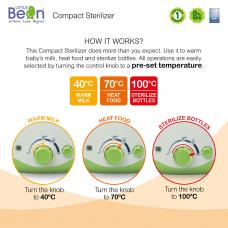 Little Bean - Compact Sterilizer
