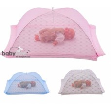 Baby Love - Foldable Mosquito Net *XL 6E* (BL3525) (86x138cm) *BEST BUY*