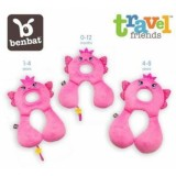 BenBat (Travel Friends)- Total Support Head *1-4 years* (Fairy)