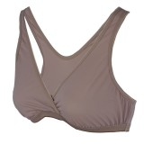 Adora - KATE Sleep Bra (Brown *Soft*)
